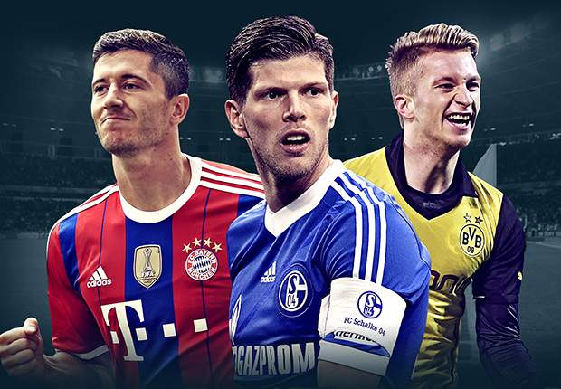 Lewandowski, Reus, Huntelaar and the contenders to be Bundesliga top scorer this season
