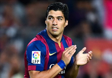 Suarez: I didn't feel like a footballer