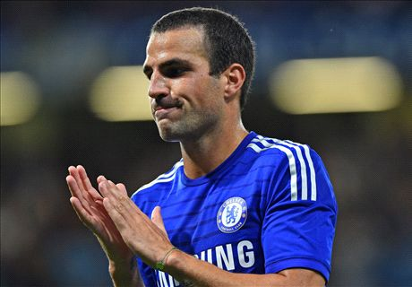 Betting: Fabregas into 12/1 to win POTY