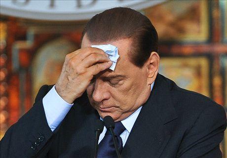 AC Milan: Berlusconi zur Kasse gebeten