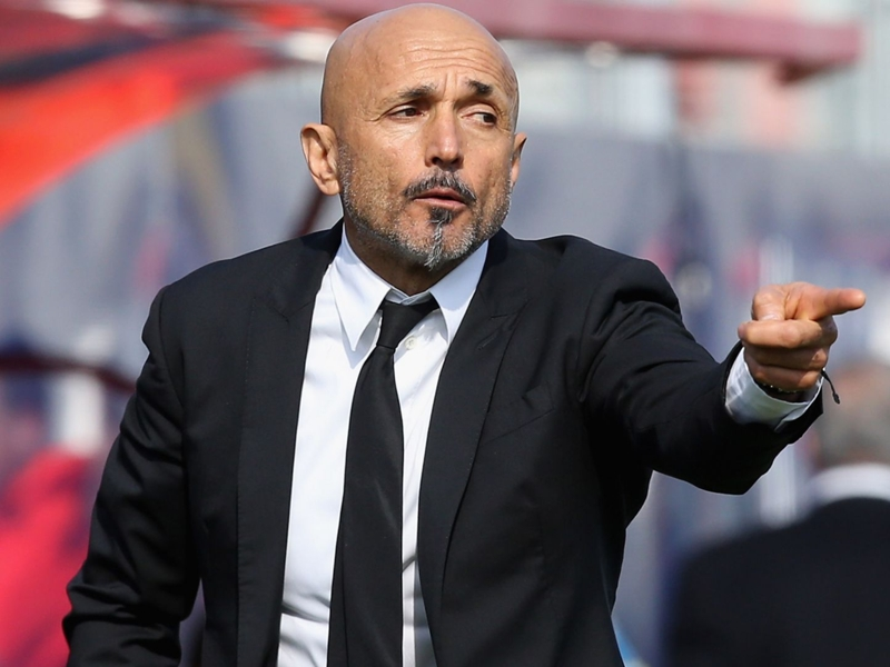 """Roma, Spalletti apre al turnover: """"Qualcuno potrebbe riposare"""""""