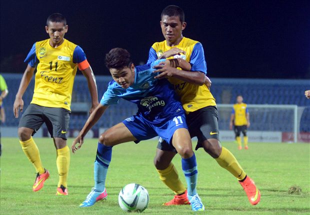 Harimau Muda sink Chonburi to sail into final