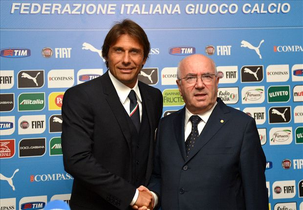 Italy lack talent compared to other top nations - Conte