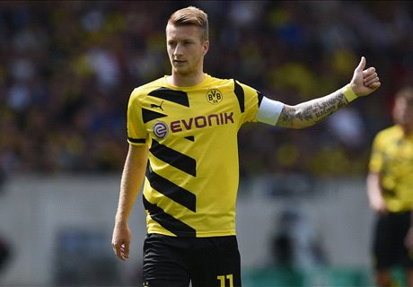'Reus won't leave Dortmund for money'