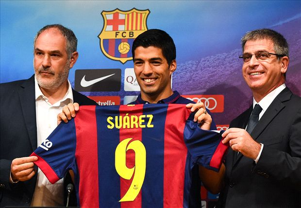 Barcelona reveal £125m summer spending figures