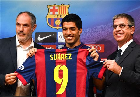 Barca reveal £125m spending