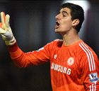 Courtois wants Cech stay