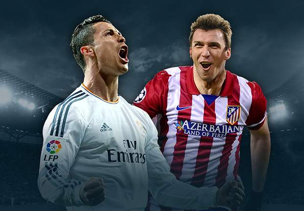 Real Madrid & Atletico - six trophies apiece since 2010 despite a £372m difference in net spending