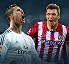How Atletico have matched Real Madrid