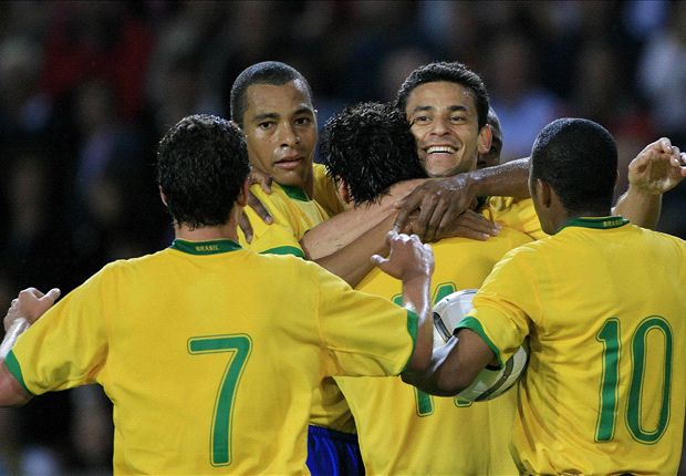 Selecao Revisited: Dunga's previous first Brazil squad