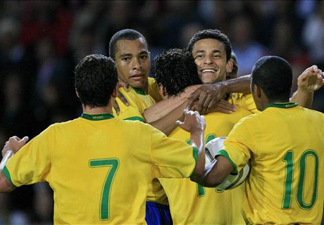 Dunga's 2006 Brazil squad revisited