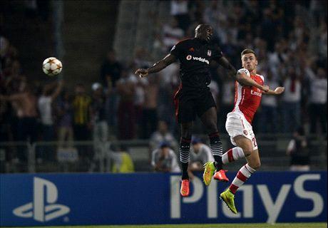 Ba: I wanted Arsenal move