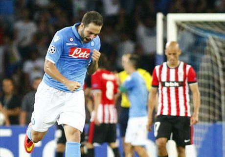 Benitez: Pressure is on Athletic