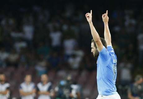 CL Review: Higuain rescues Napoli