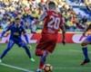Vitolo, halagado por el Atleti; feliz en Sevilla