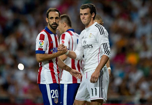 Real Madrid 1-1 Atletico Madrid: Rodriguez opens Madrid account