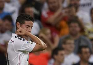JAmes Rodriguez score Real MAdrid