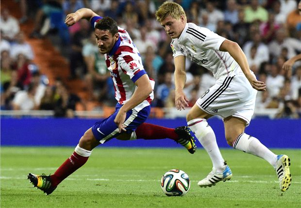 'Comfortable' league debut for Real Madrid's Kroos