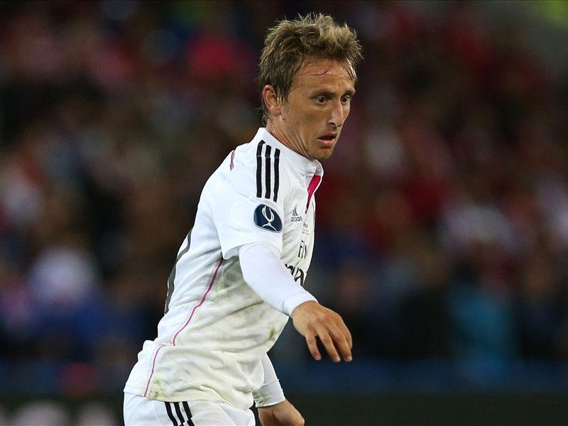 Modric: Real Madrid made my dreams come true