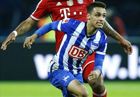 Mukhtar von Hertha BSC zu Benfica