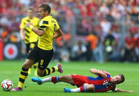 Bayern among Europe's toughest tacklers