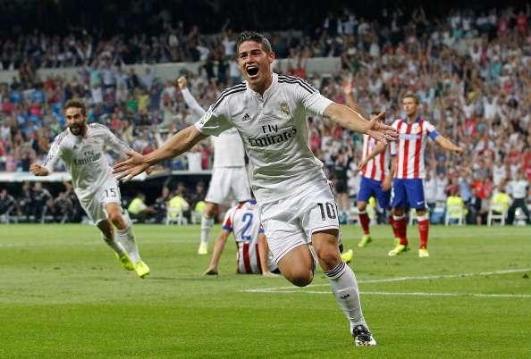 James Rodríguez fue vendido a Real Madrid por más de 100 millones de dólares.