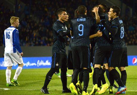 Patience key for Inter - Mazzarri