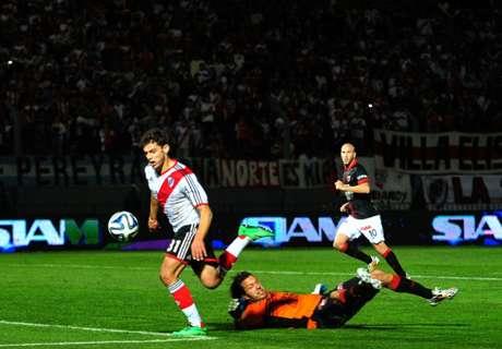Copa ARG: River 0-0 Colón