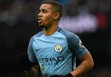 Gabriel Jesus sets Man City return target