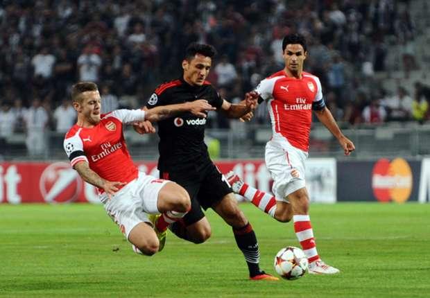 Besiktas VS Arsenal