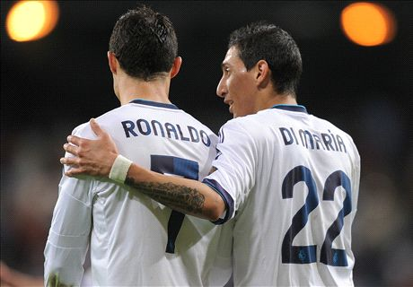 Transfer Talk: Ronaldo wants Di Maria stay