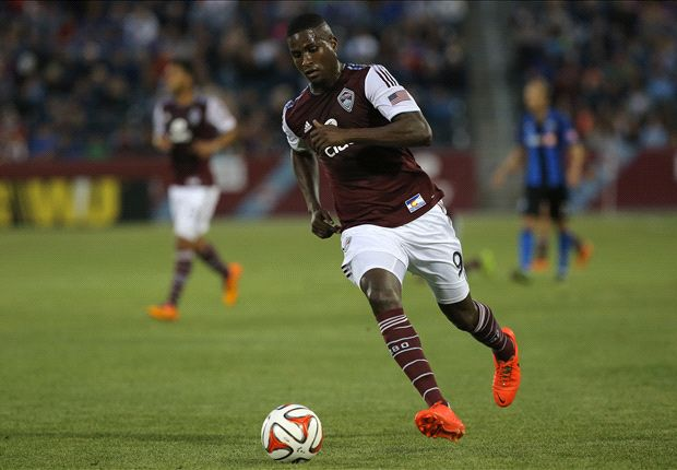 Edson Buddle scores 100th career MLS goal in loss to LA Galaxy