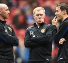 Scholes 'scared' for Man Utd