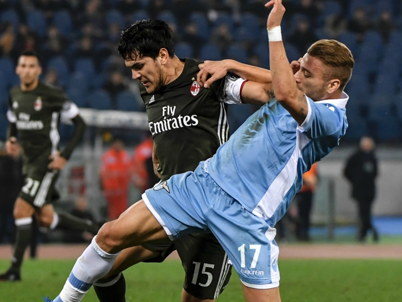 Maledizione Lazio: mai vincente contro una big in questo campionato