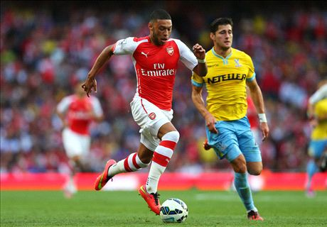 Chamberlain: Arsenal's best will come