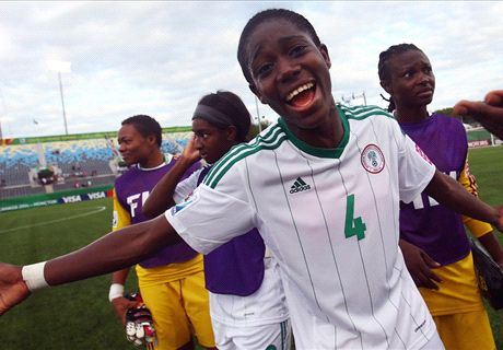 Oshoala named Most Valuable Player