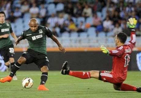 Europa League: Krasnodar 3-0 R. Sociedad