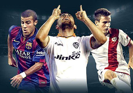Liga 2014/2015 : les jeunes à suivre cette saison