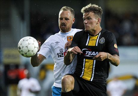 Player Ratings: Lokeren 1-0 Hull City