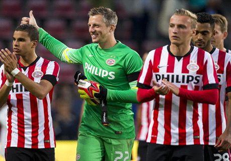 Inter, Tottenham y PSV, paso firme a la UEL