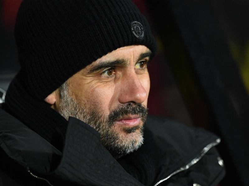 """Manchester City, Guardiola : """"Un régal"""""""