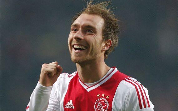 WATCH: Eriksen's Ajax highlights