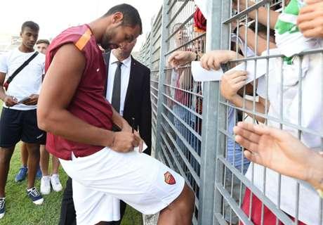 Benatia hardly missed at Roma