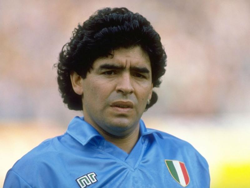 Maradona voudrait coacher Naples