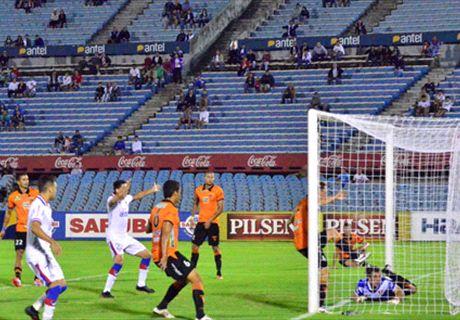 Se juega la 2da. fecha en Uruguay