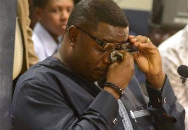 Ex-Ghana sports minister in tears before probing commission