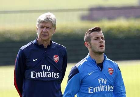 Wenger backs Wilshere