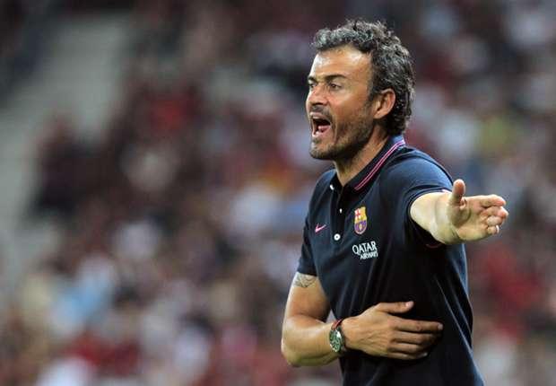 Barca set to toughen up under 'ultra-demanding' Luis Enrique
