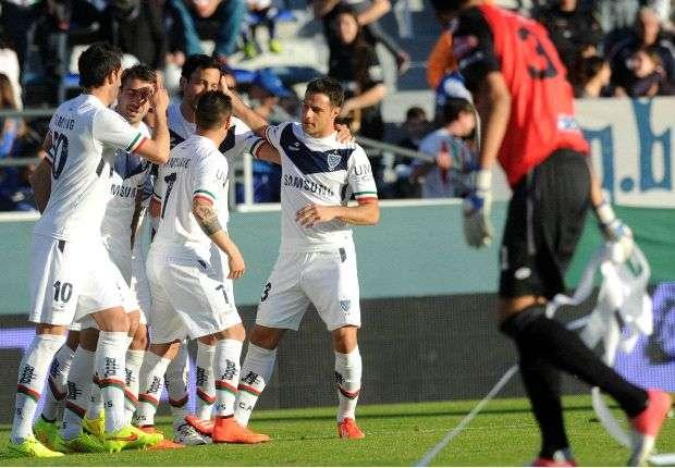 Vélez viene de superar a Arsenal en Liniers.