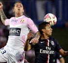 LIVE: Evian 0-0 PSG